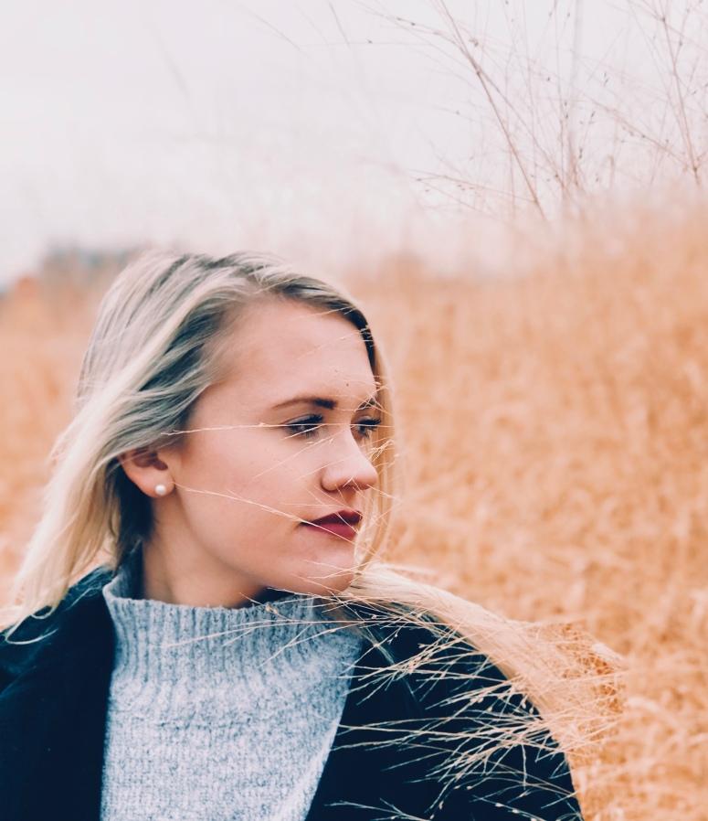 wheat girl